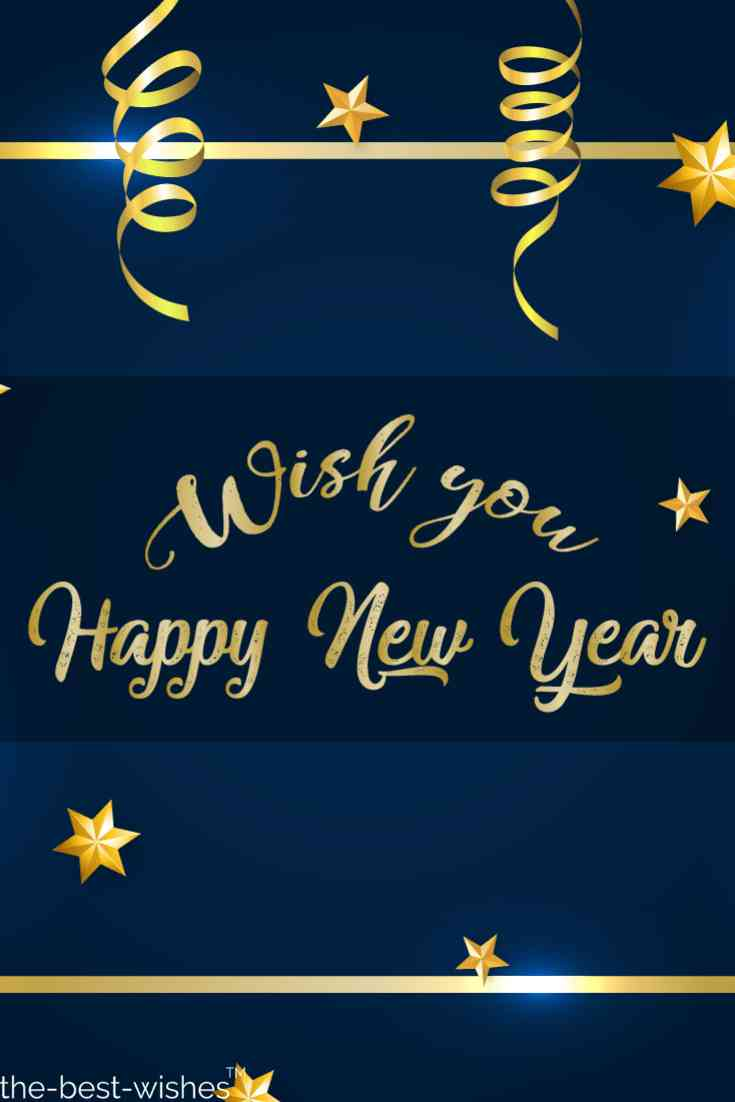 best wishes for happy new year