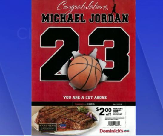 Michael Jordan demanda a una cadena de restaurantes