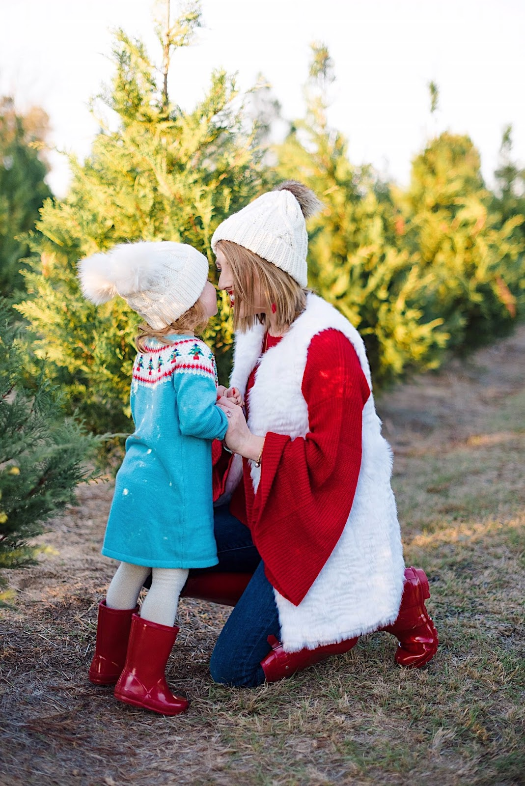 Christmas Tree Farm - Something Delightful Blog