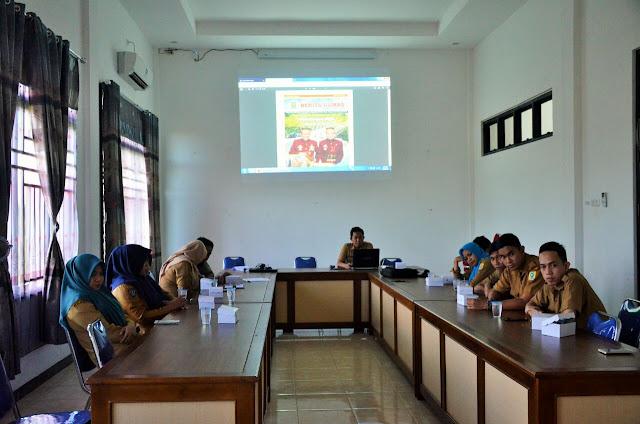 Humas Setkab Sinjai, Ujicoba Penerbitan E-paper Jurnal
