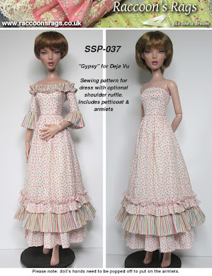 tonner deja vu sewing patterns