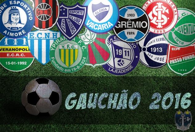 Guia do Campeonato Gaúcho 2016