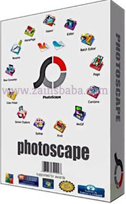 PhotoScape 3.7 Picture Editor | ZainsBaba.com
