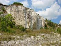 Каньоны Харьковской области: Балаклейский район, село Чепель