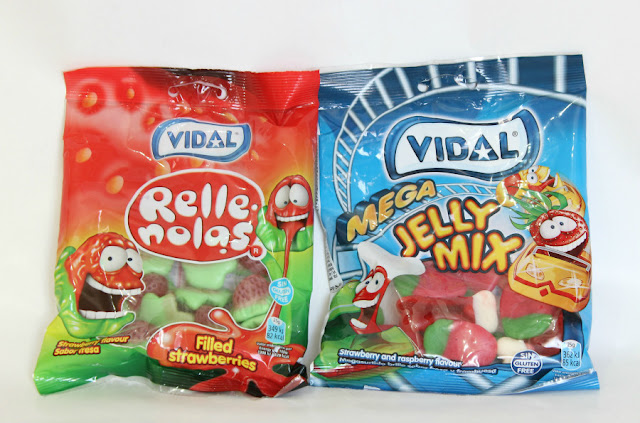 degustabox agosto Fresas rellenas Vidal