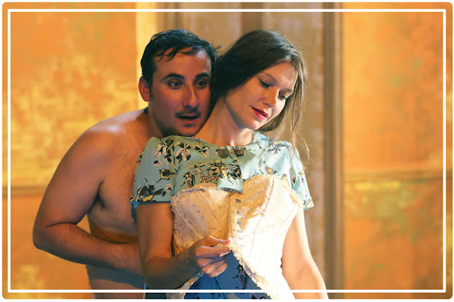 Hans Peter Cloos adapte Agatha de Marguerite Duras