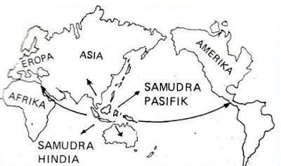 Pengaruh serta Keuntungan Letak Geografis dan Astronomis Indonesia