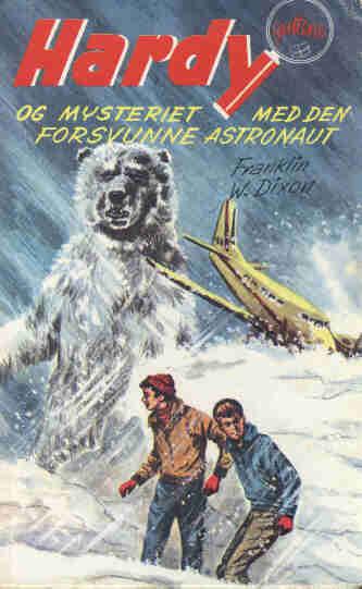 Hardyguttene og mysteriet med den forsvunne astronaut