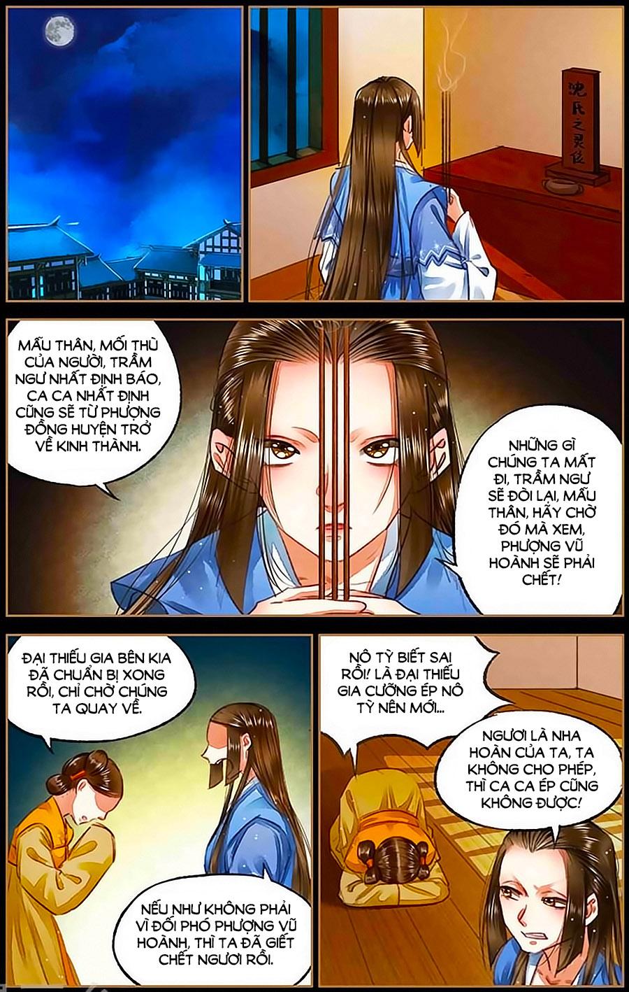Thần Y Đích Nữ – Chap 73