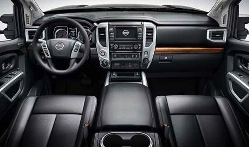 2017 Nissan Titan Review Design Release Date Price And Specs