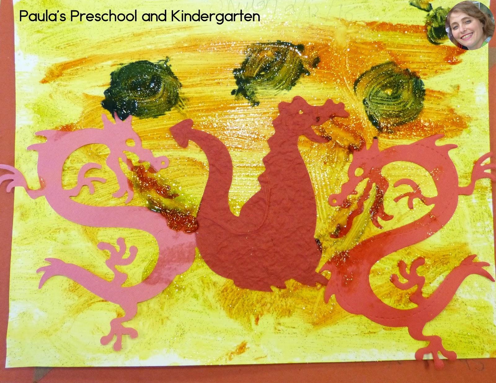 Paula S Preschool And Kindergarten Celebrating Chinese New Year