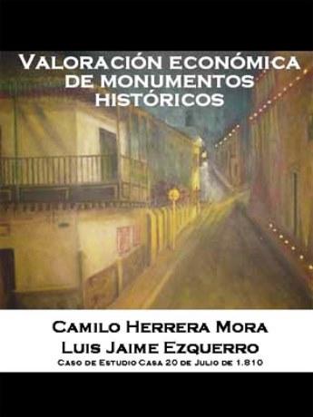 Valoración económica de monumentos – Urbanos Camilo Herrera
