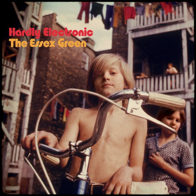 THE ESSEX GREEN - Hardly electronic 1