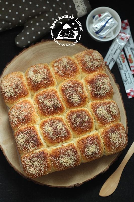 Nasi Lemak Lover Hokkaido Soft Milk Buns With Cheese And