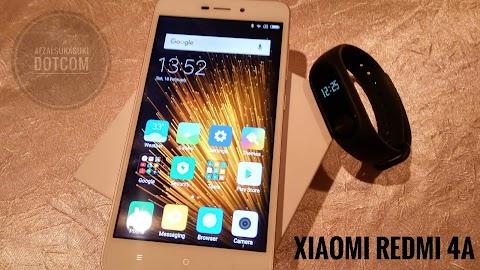 Review Xiaomi Redmi 4A Di LAZADA