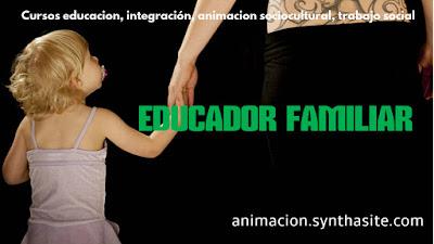 imagen educador familiar