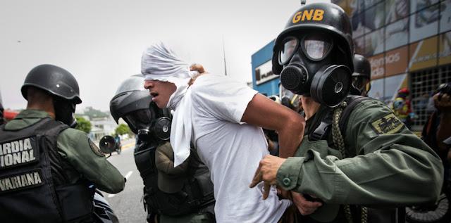 Sectores políticos y activistas de DDHH denuncian torturas a jóvenes universitarios en Venezuela