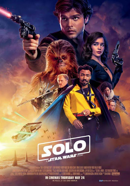 Download Film Solo : A Star Wars Story (2018) Subtitle Indonesia