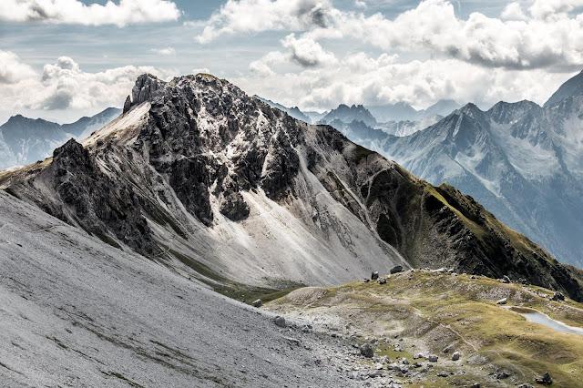 MTB - Mountainbike Tour Innsbruck Seejöchl 2518 m.ü.A