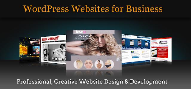 WordPress Wesite Design