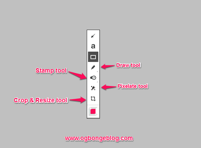 skitch toolbar