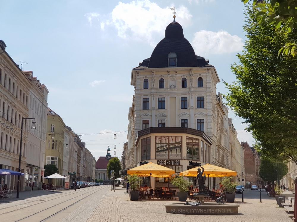 Co zobaczyć w Goerlitz? Śródmieście pełne pięknych kamienic
