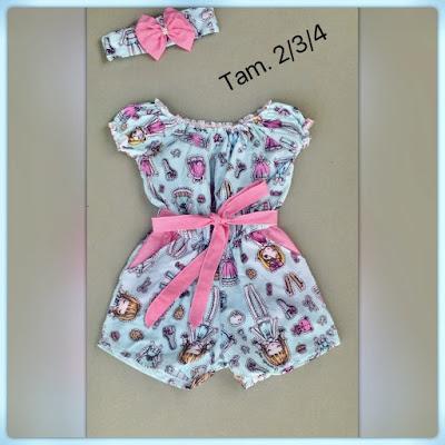 confecções de roupas infantis
