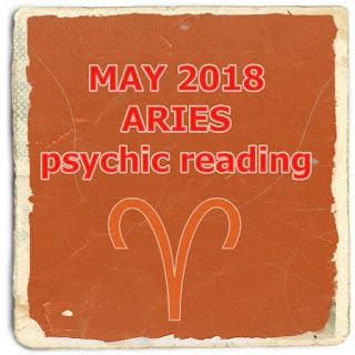 MAY 2018 ARIES psychic reading forecast revelation