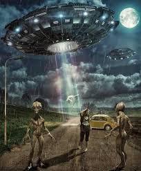 Os termos abdução alienígena ou fenômeno de abdução descrevem