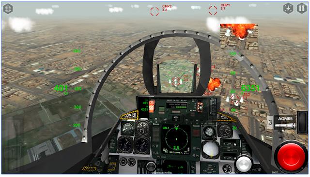 AirFighters Pro v2.01 Apk
