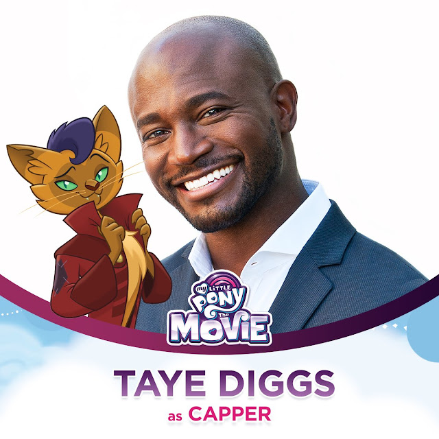 Yaye Diggs as Capper The My Little Pony Movie