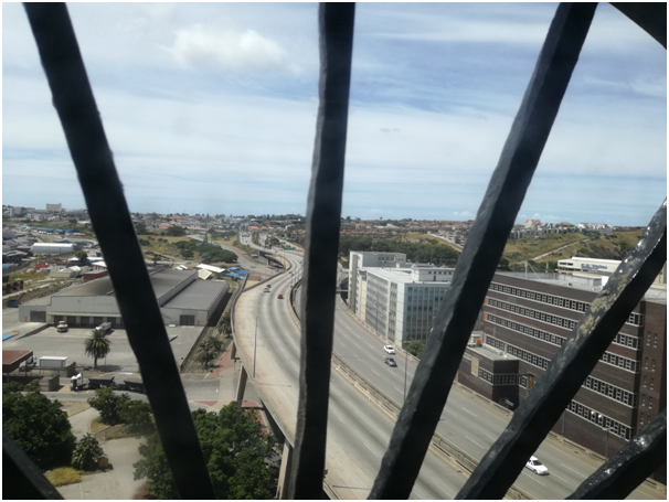 Atop the campanile looking south algoa bay port elizabeth - Weather forecast port elizabeth 14 days ...