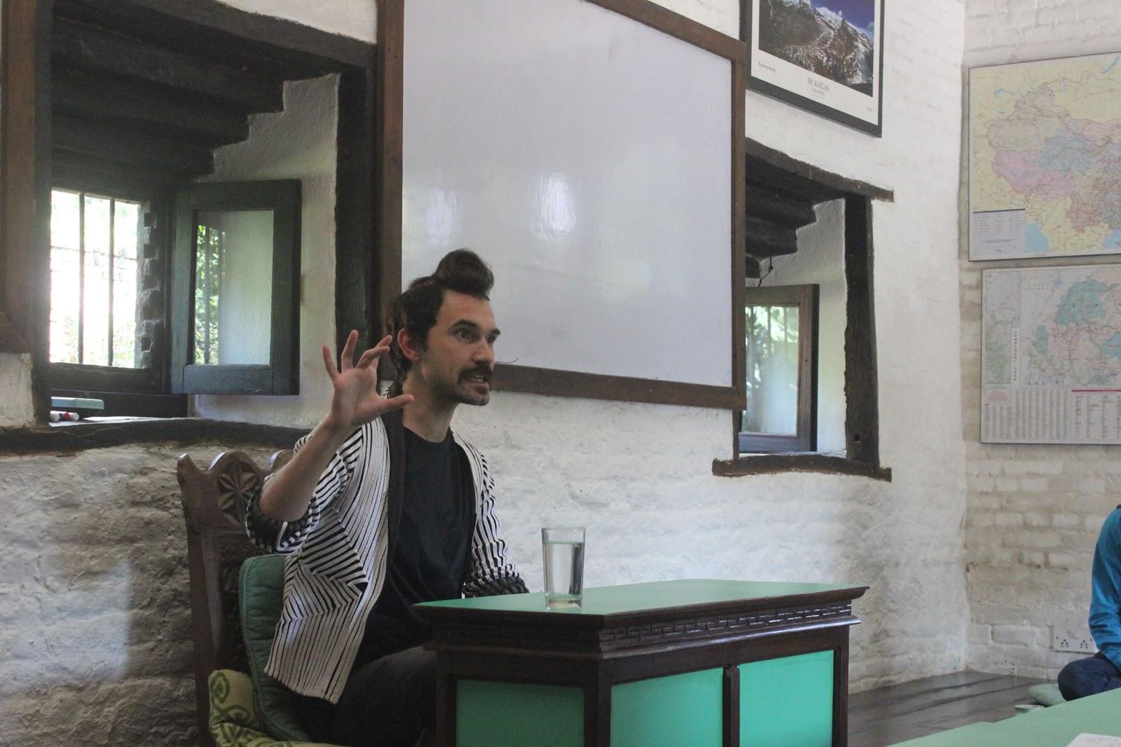 EP 030 Ben Joffe on Tibetan Ngakpa, Tantra and Medicine