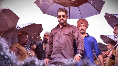 Jr NTR HD Wallpaper In Jai Lava Kusa Movie 2017