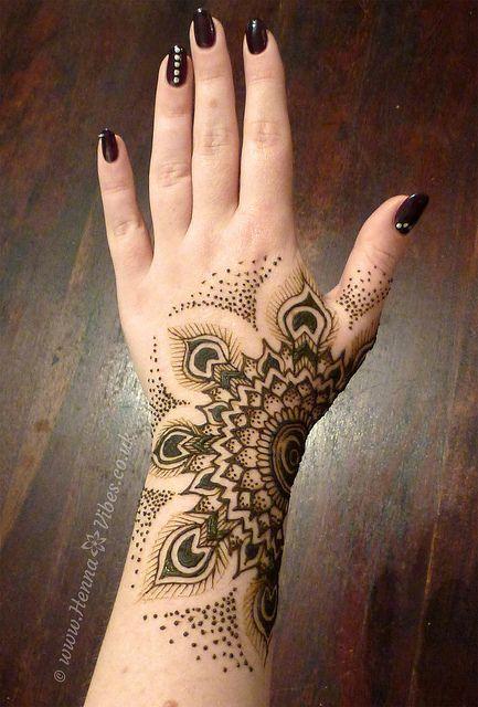 Sun Moon Henna Tattoos Www Picswe Com