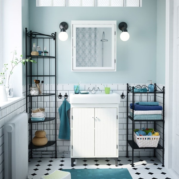 Storage Ideas for Bathrooms 3