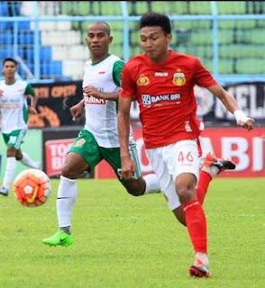 gambar Dendy Sulistyawan (striker) Bhayangkara FC