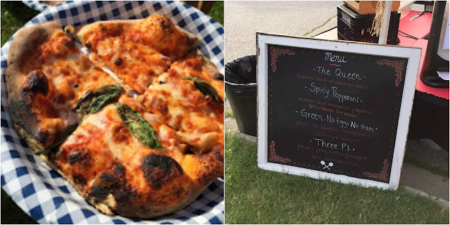 Those Pizza Guys food truck Guelph Ontario