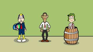 Obama Operación Ratón - Jugado y Resuelto!