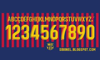 Font Barcelona 2019