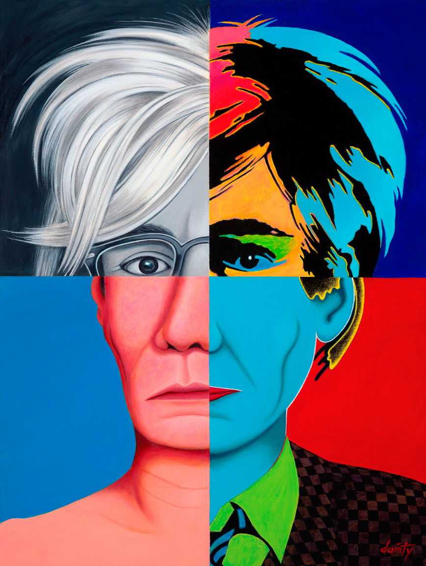 Andy warhol and the pop art movement
