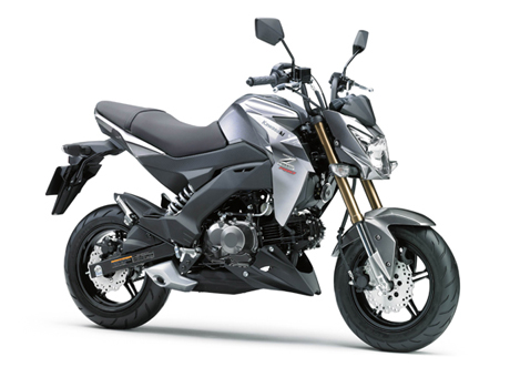 Harga Kawasaki Z125 Pro Terbaru