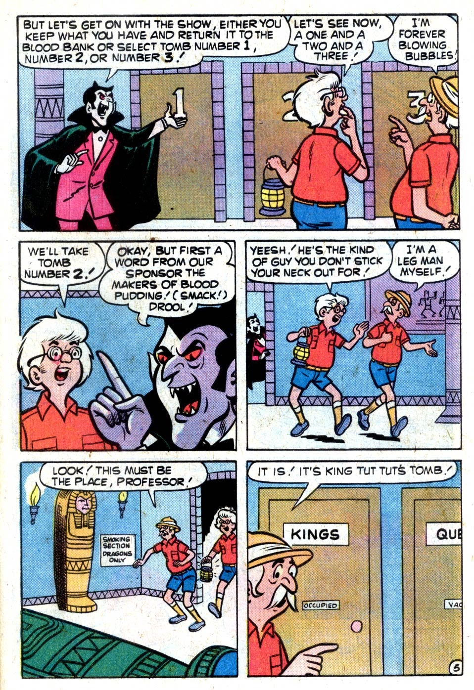 Read online Madhouse Comics comic -  Issue #111 - 7