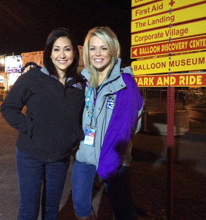 THE APPRECIATION OF BOOTED NEWS WOMEN BLOG : KRQE'S