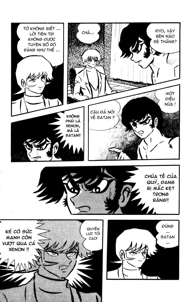 DevilMan chapter 19 trang 20