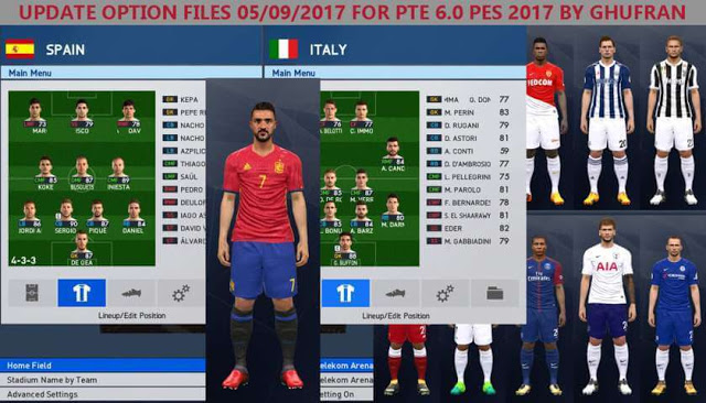 PATCH PES 17 UPDATE 2019 New!!