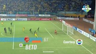 Sriwijaya FC vs Persebaya Surabaya 3-3
