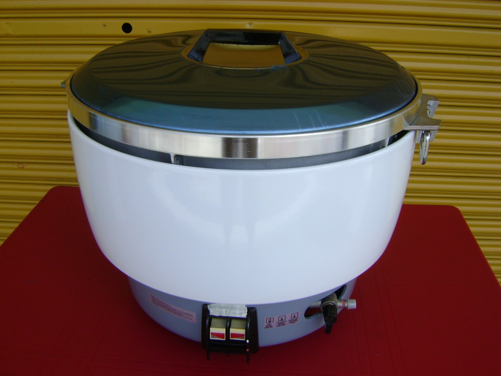 10 Litre Gas Rice Cooker From Rm 33x 00