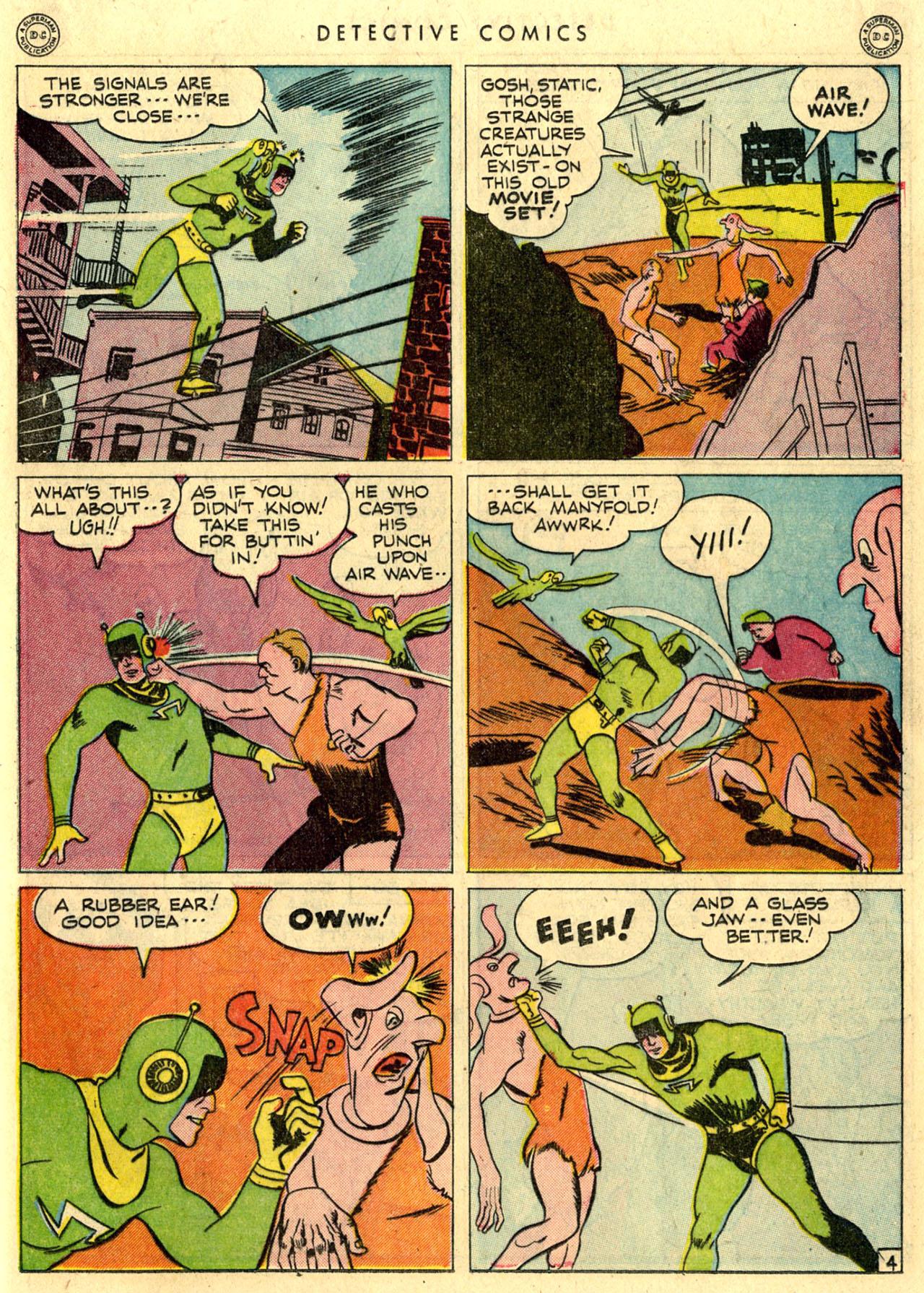 Read online Detective Comics (1937) comic -  Issue #118 - 31