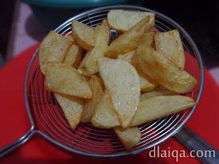 kentang goreng